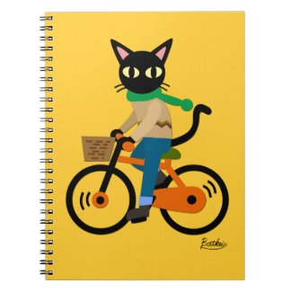 Go Cycling! Notebook