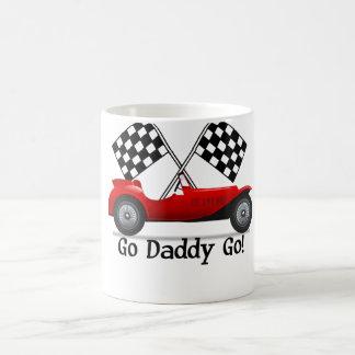 Go Daddy Go Race Mug
