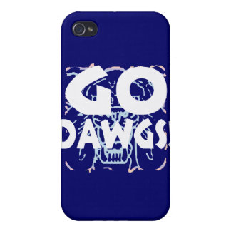 Go Dawgs2 Cases For iPhone 4