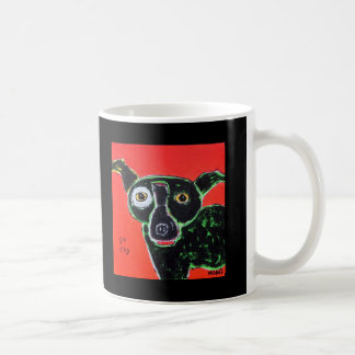 Go Dog Red Coffee Mugs