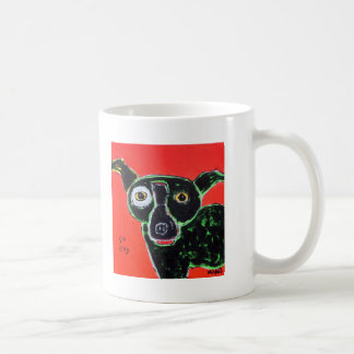 Go Dog Red Mugs