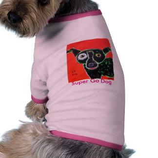 Go Dog Red, Super Go Dog Dog Clothing