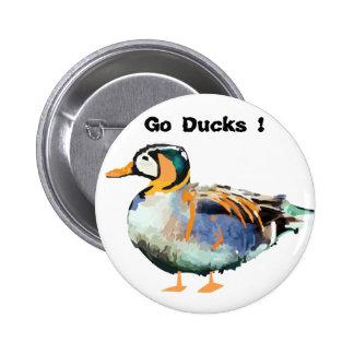 Go Ducks ! Buttons