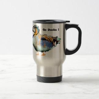 Go Ducks ! Coffee Mugs