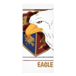 Go Eagles Custom Rack Card