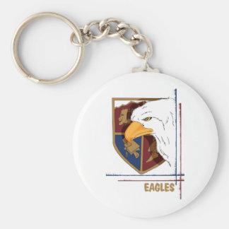 Go Eagles Keychain
