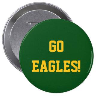 Go Eagles Pinback Button