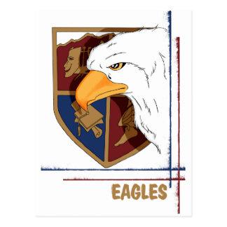 Go Eagles Postcard