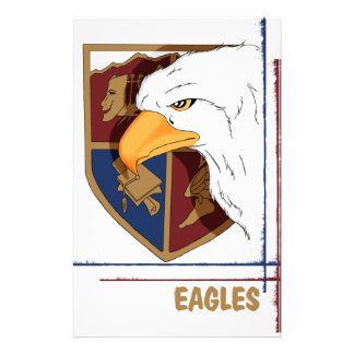 Go Eagles Stationery