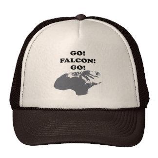 Go Falcon Go Trucker Hats