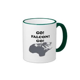 Go Falcon Go Coffee Mugs