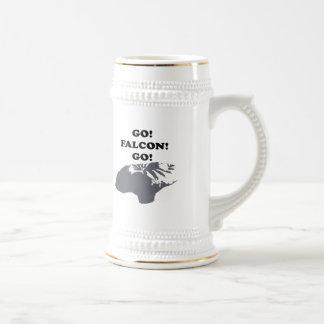 Go Falcon Go Mugs