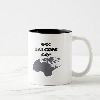 Go Falcon Go Mug