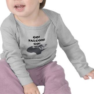 Go Falcon Go Tee Shirts