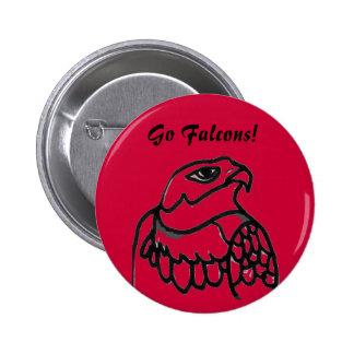 Go Falcons! Button
