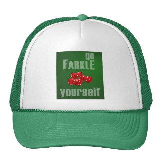 Go Farkle Yourself Trucker Hat