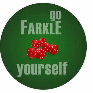 Go Farkle Yourself Statuette