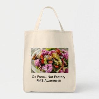 Go Farm Tote Tote Bag