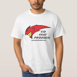 Go Fast Large Tee