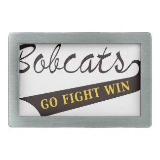 Go Fight Win Belt Buckle