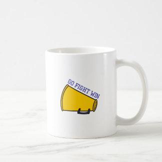 Go Fight Win Coffee Mug