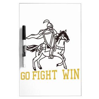 Go Fight Win Dry-Erase Boards