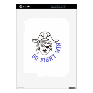Go Fight Win Skins For iPad 2