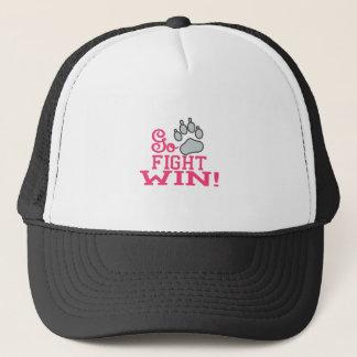 Go Fight Win Trucker Hat