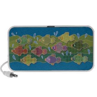 Go Fish Blue zazzle_doodle