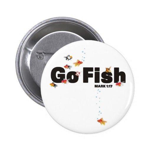 Go Fish Button