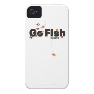 Go Fish iPhone 4 Cover