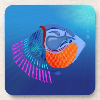 Go Fish Coasters