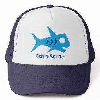 Go Fish_Fish-o-Saurus hat