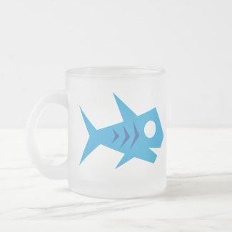 Go Fish_Fish-o-Saurus mug