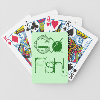 Go Fish Game Seafoam Green Deck Playing Cards