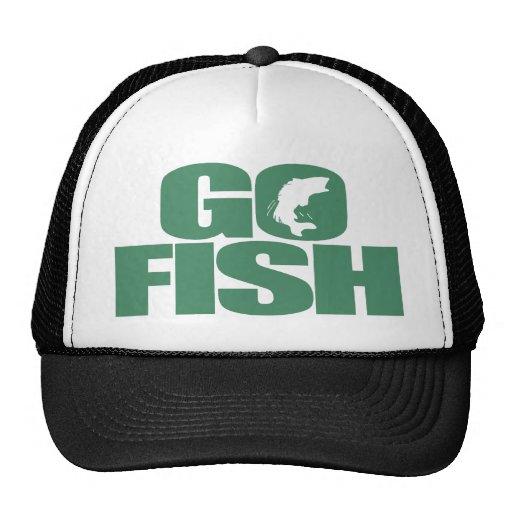 GO FISH Hats