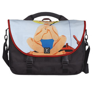 Go Fish Computer Bag