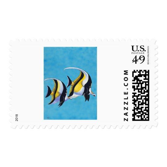 Go Fish Postage