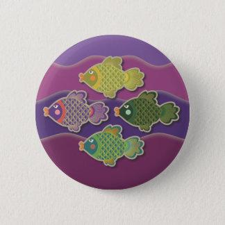 Go Fish Purple Button