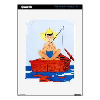 Go Fish Skins For iPad 3