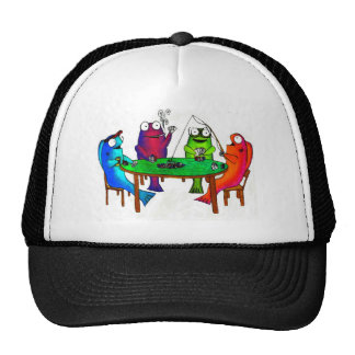Go Fish Trucker Hat