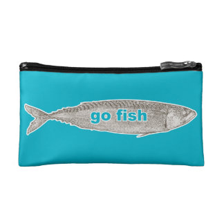 Go Fish Wristlet