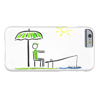 go fishing barely there iPhone 6 case