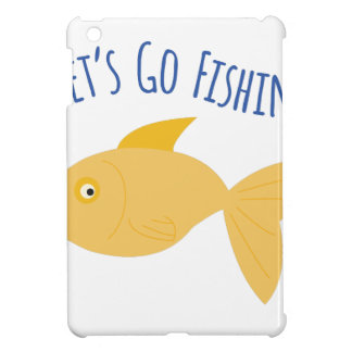 Go Fishing iPad Mini Case