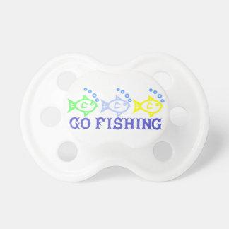 Go Fishing Pacifier