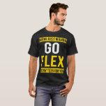 GO FLEX WHITE IVERSON POST MALONE FETTY WAP DRAKE T-Shirt