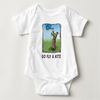 Go Fly a Kite 1 Baby Bodysuit
