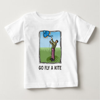Go Fly a Kite 1 Baby T-Shirt