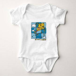 Go Fly a Kite 4 Baby Bodysuit