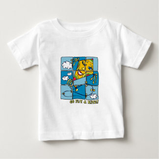 Go Fly a Kite 4 Baby T-Shirt